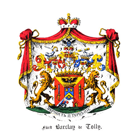 Fürst Barclay de Tolly